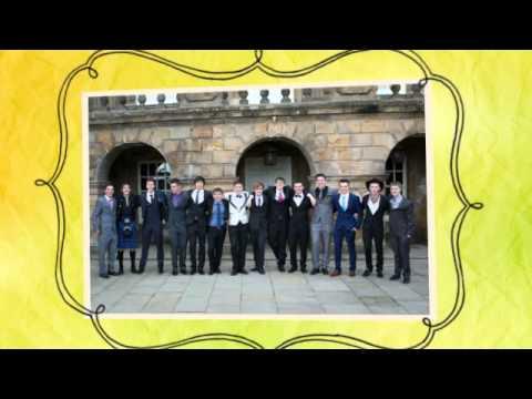 The Gordon Schools Prom 2013