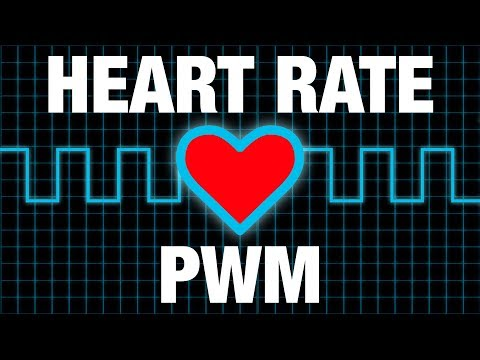 HEART RATE PWM // Modulation from your heart with the ADDAC 307