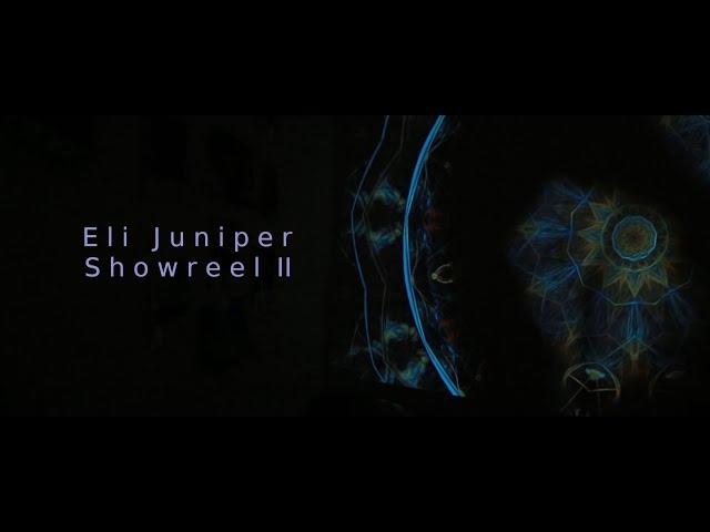 Eli Juniper - SHOWREEL II . Addict - La Chica