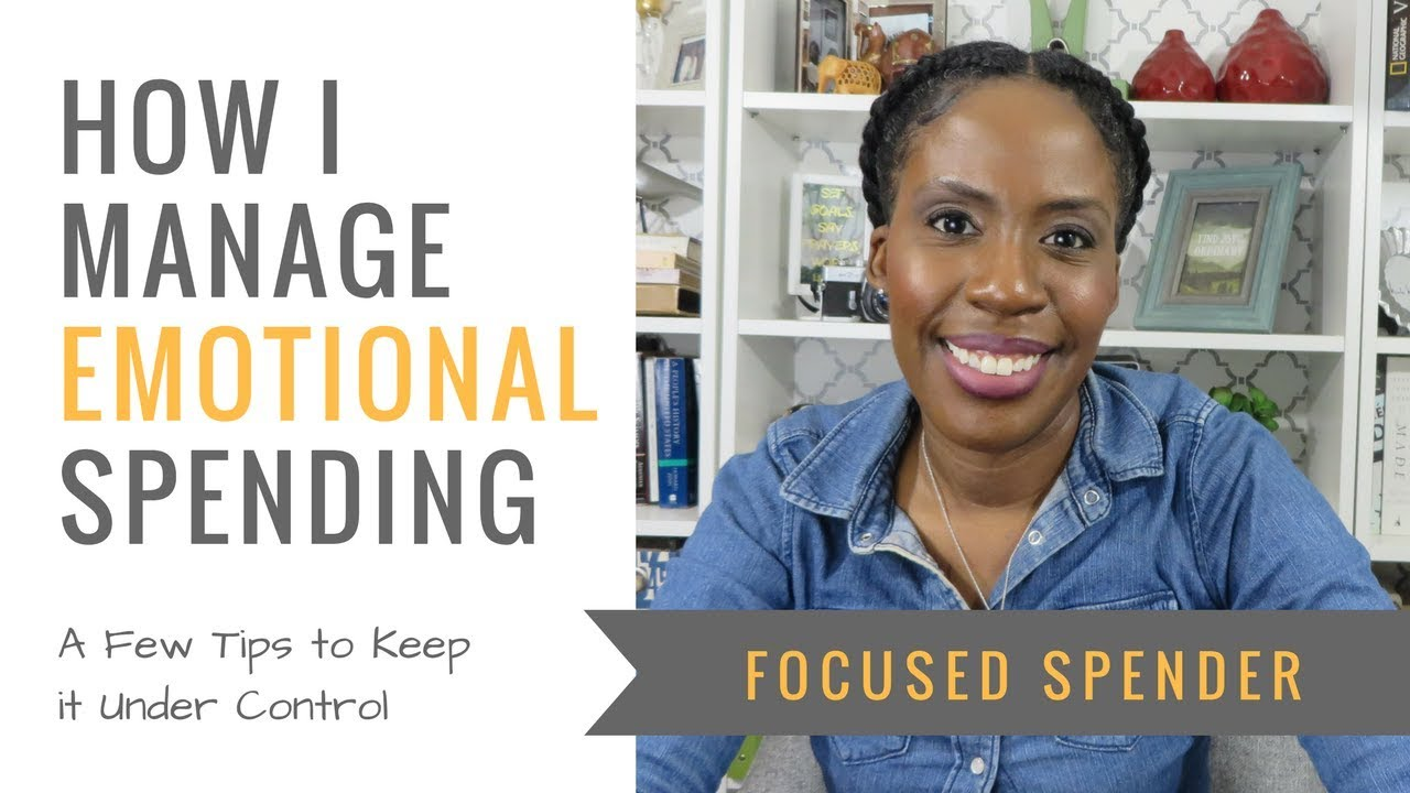 How to Manage Emotional Spending