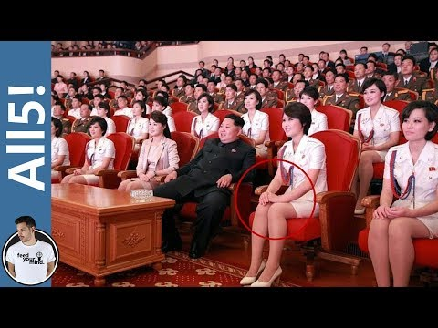 5 Crazy Facts About North Korea!