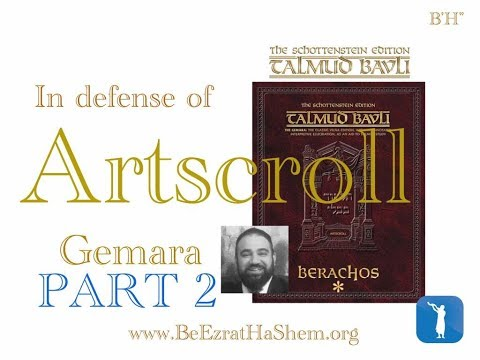 In Defense of Artscroll (2) The War Against PRIDE!!! (24 Minutes)