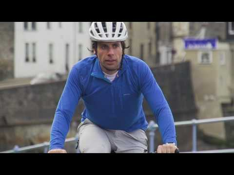 Everyday Adventures   Mark Beaumont explores the National Cycle Network in Scotland (subtitled)
