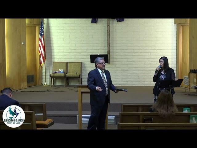 La Libertad En Cristo: Pastor Eduardo Urrea 091921