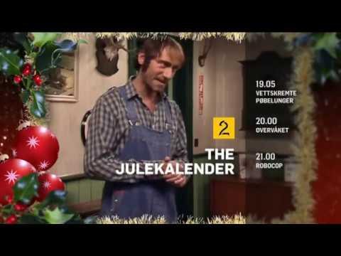 TV2 Zebra Norway - Christmas Continuity 20-12-2016 [King Of TV Sat]