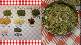 Pizza Seasoning Blend  Noreen&#39s Kitchen