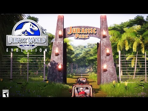 JURASSIC WORLD EVOLUTION REGRESO A JURASSIC PARK ANALISIS EXPANSION DEL JUEGO DE DINOSAURIOS