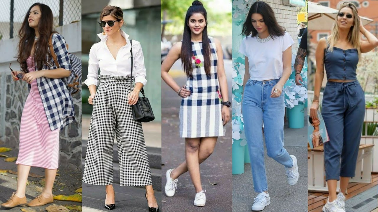 Summer College Outfits Ideas For Girls  Easy & Stylish Summer Outfits  Collection 7