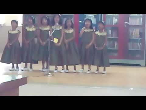 Group Song Vithumbum Kunju Manassil....