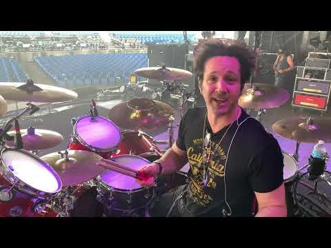 Glen Sobel Switches To Vater Drumsticks