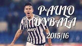 Paulo Dybala ►Best Goals & Skills 2015/16 ● Juventus ● [HD]