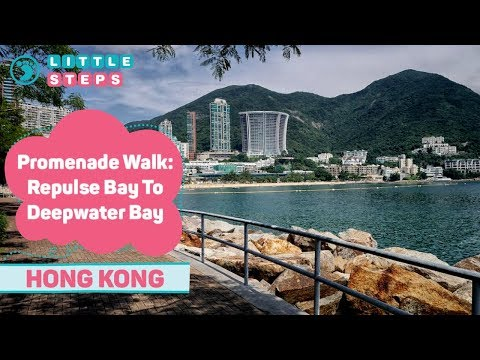 Promenade Walk: Repulse Bay To Deepwater Bay