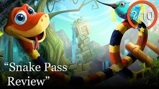 Snake Pass Review [PS4, Xbox One, Switch, & PC] (Video Game Video Review)