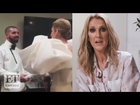 Celine Dion Advises Drake Not To Get A Celine Tattoo