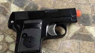 HFC Colt .25 Airsoft Gas NBB