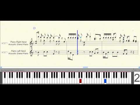 9th March (another version) ~ Sangatsu Kokonoka (One Litre of Tears OST) ~ Music Piano Sheet