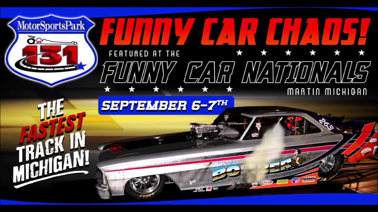 THE ONE  THE ONLY   FUNNY CAR CHAOS! - Home