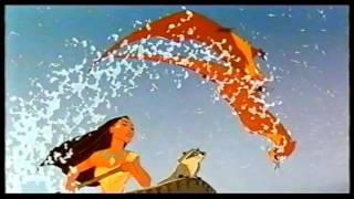 Pocahontas, Une Légende Indienne - bande annonce 1995
