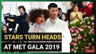 Met Gala 2019: Stars Turn Heads at Met Gala 2019