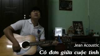 Cô đơn giữa cuộc tình | Guitar Cover | Hồ Ngọc Hà #Guitar cover