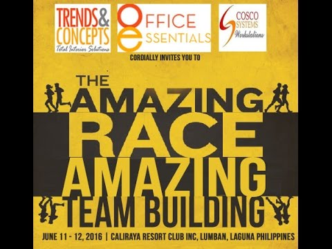 Team Building Flyer
