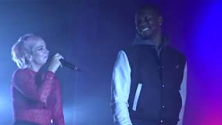 Trigger Bang (Live) - Lily Allen ft Giggs, The Dome