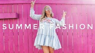 2018 Summer Fashion Haul