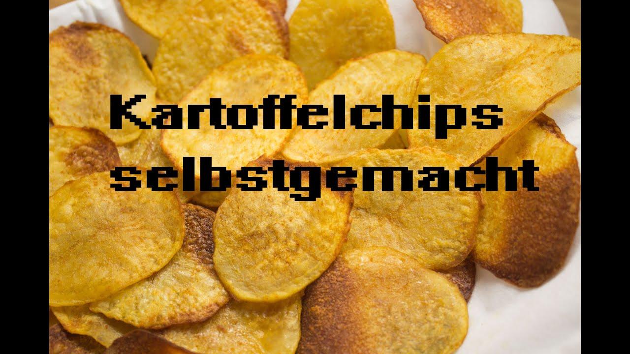 Kartoffelchips selbstgemacht schnell einfach knusprig youtube - Fruhlingsdeko selbstgemacht ...