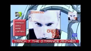 Bas van den Eijken -  The D Trance Anthem - DJsPresent