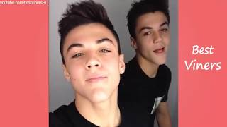 The Dolan Twins Lip syncing, Dancing and singing~