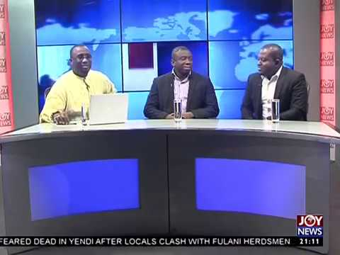 Digital Address System - PM Express on JoyNews (30-10-17)