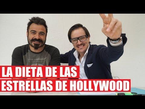 La Dieta de las Estrellas de Hollywood - YouTube