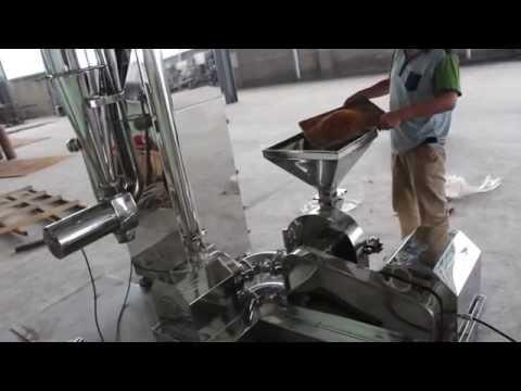 Spice Powder Grinding Mill Machine