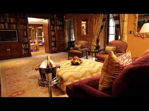 Stobo Castle Health Spa video - promo - mackenzie films HD