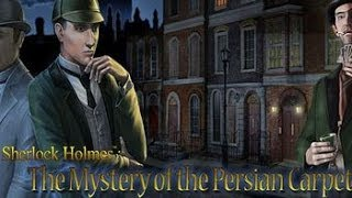 Adventures of Sherlock Holmes: The Mystery of the Persian Carpet - Trailer (2008)