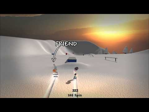 Mad Snowboarding Official Game Trailer