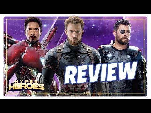 Marvel Studios' Avengers: Infinity War - Movie Review