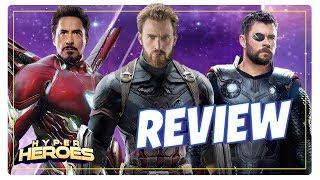 Marvel Studios' Avengers: Infinity War - (Non Spoiler) Movie Review