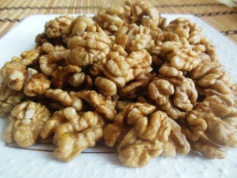 Как лучше хранить орехи дома