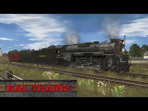 Trainz A New Era [ K&L Add-On ] - NKP BerkShire (PayWare) |