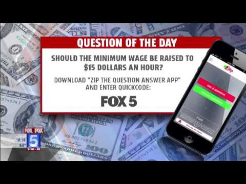 Fox5 Zip Question of the Day