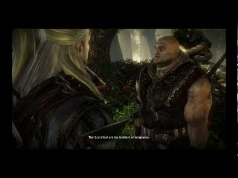Walkthrough: The Witcher 2 HD - Part 29 - Letho Fight - Chapter 1