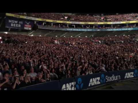 Adele Sydney Olympic Park Australia 2017