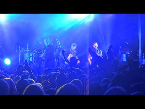 Fiddlers Green - Folks not dead - 27.02.15 Stuttgart