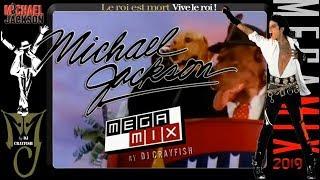 MICHAEL JACKSON ★ Megamix 2019 ★ Le Roi Est Mort, Vive Le Roi!