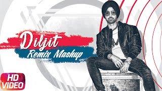 DILJIT DOSANJH RemixMashup Jukebox Latest Punjabi Songs2018 Speed Records