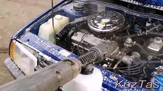 Как правильно помыть двигатель