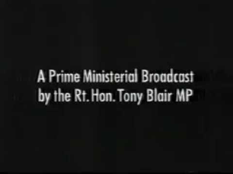 20th March 2003 - BBC Headline!