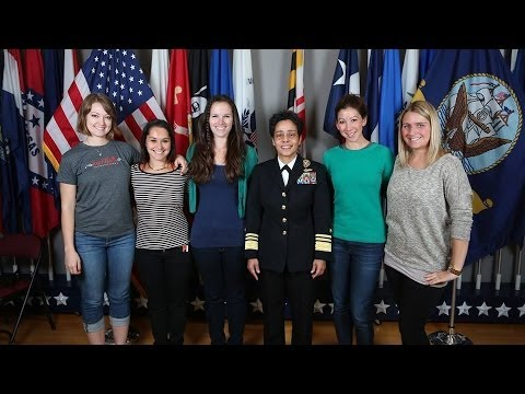 "FIRST FEMALE FOUR STAR Admiral Michelle J. Howard featured in ""The Empowerment Project"""