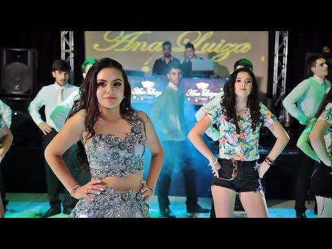 15 Anos Ana Luíza - Dança